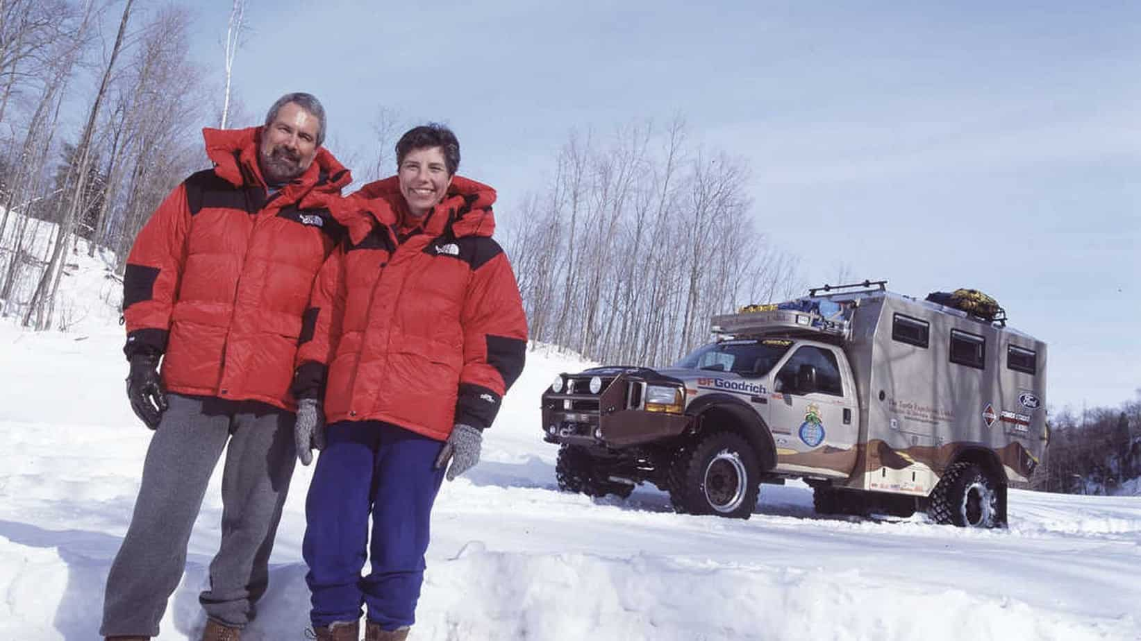 Living Legends: Gary and Monika Wescott of the Turtle Expedition