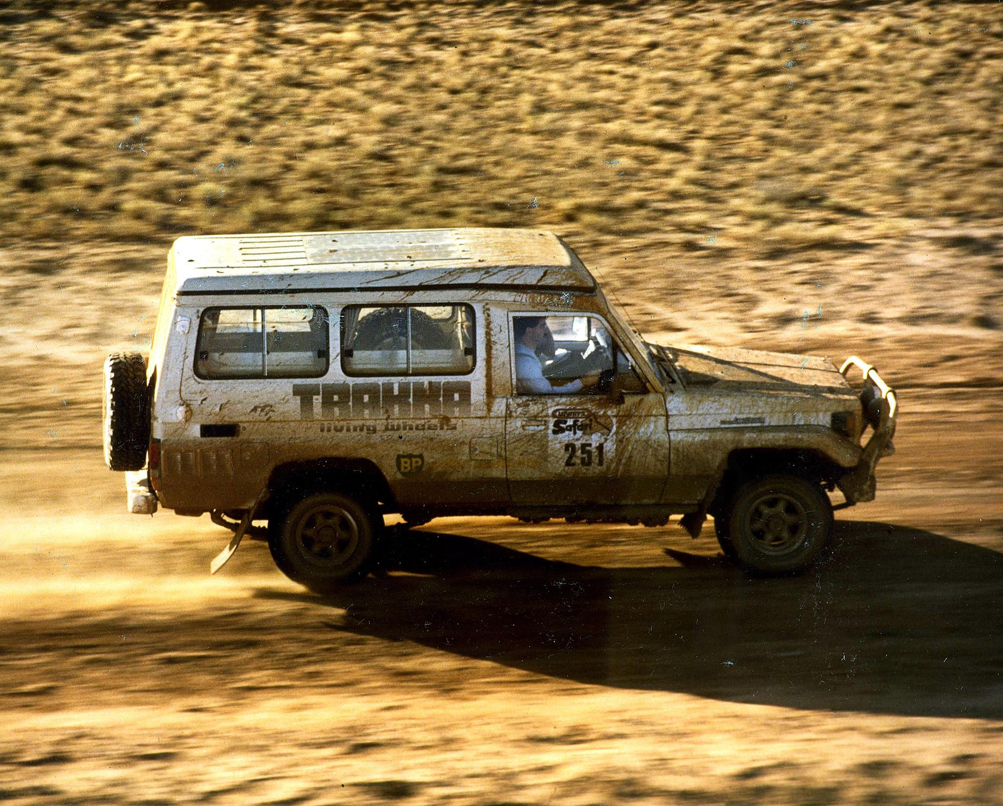 1985 Bushman