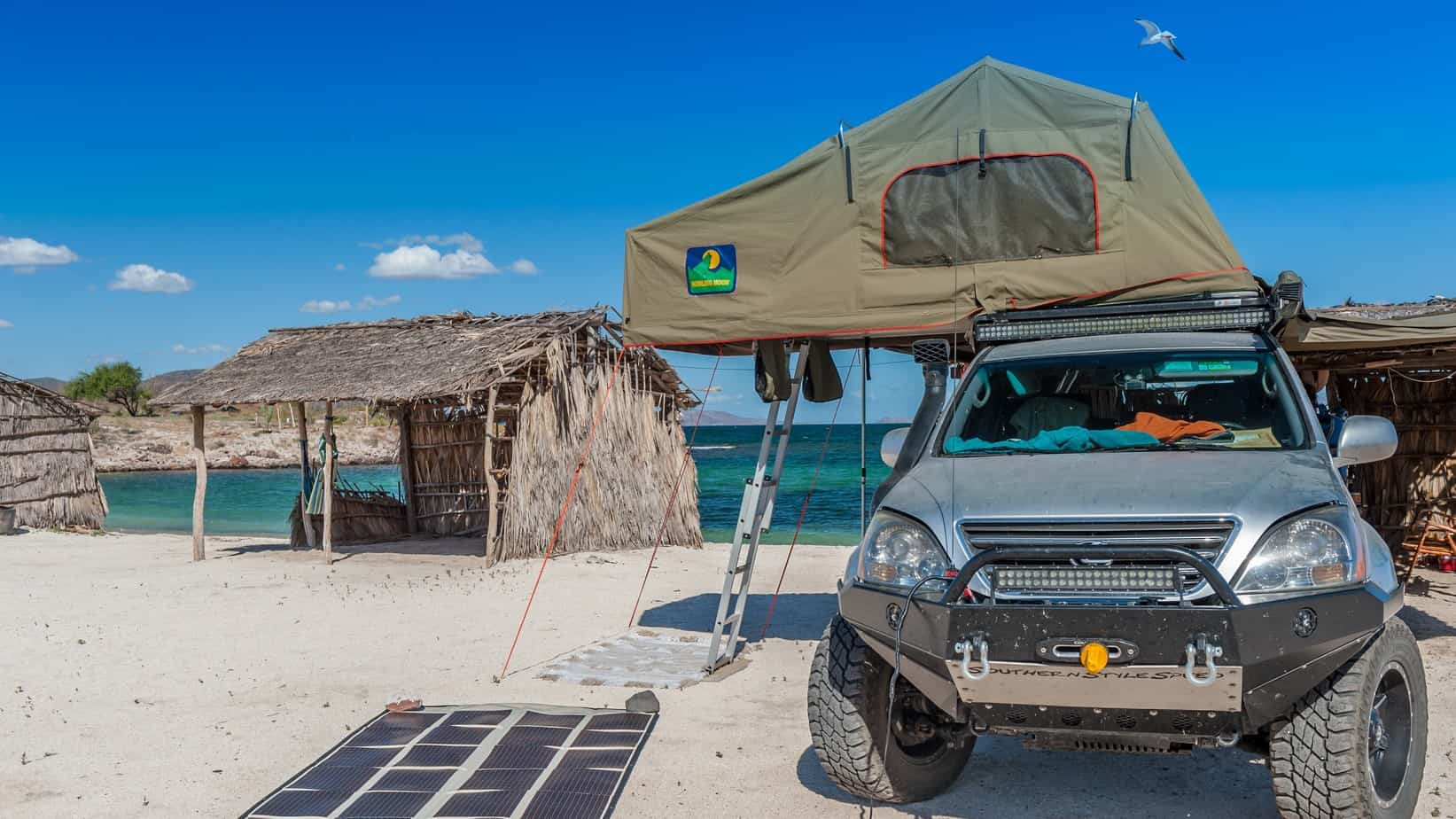 Buyer's Guide: Soft-Shell Roof Top Tents