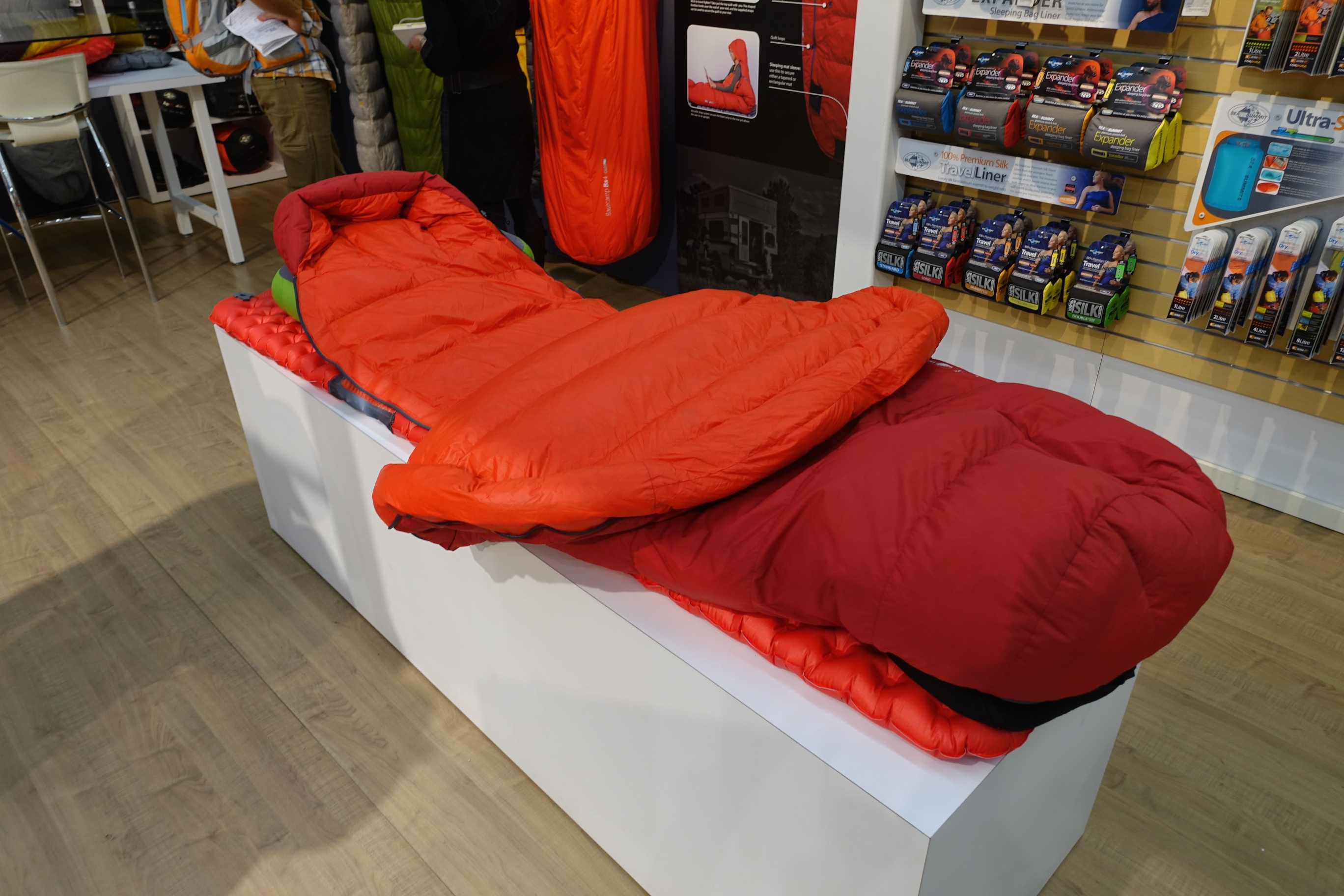 ultra event products inflatable dry waterproof compression detail sil aeros sea pillow to summit by bag premium