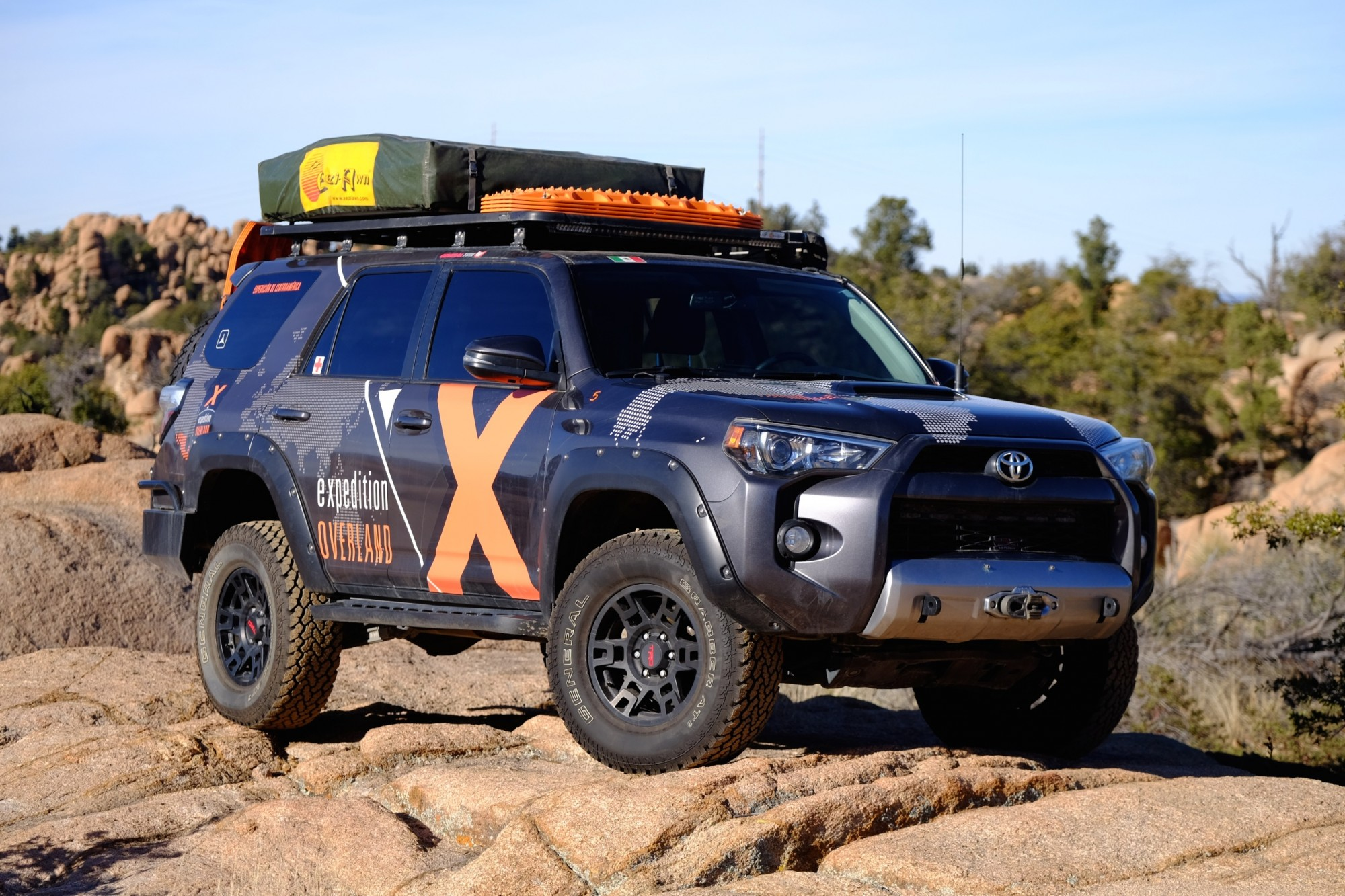 Overland Expo West >> Featured Vehicle: Expedition Overland's Toyota 4Runner – Expedition Portal
