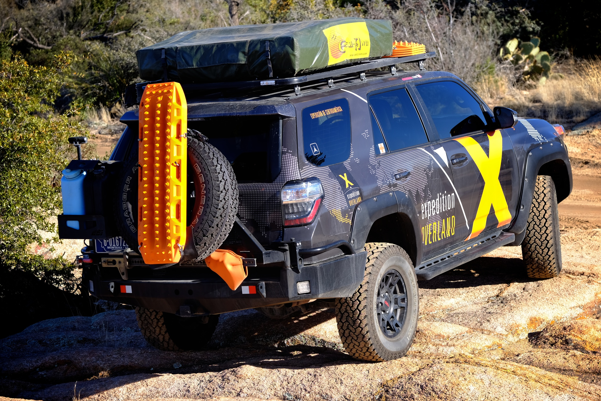 Featured Vehicle: Expedition Overland's Toyota 4Runner – Expedition