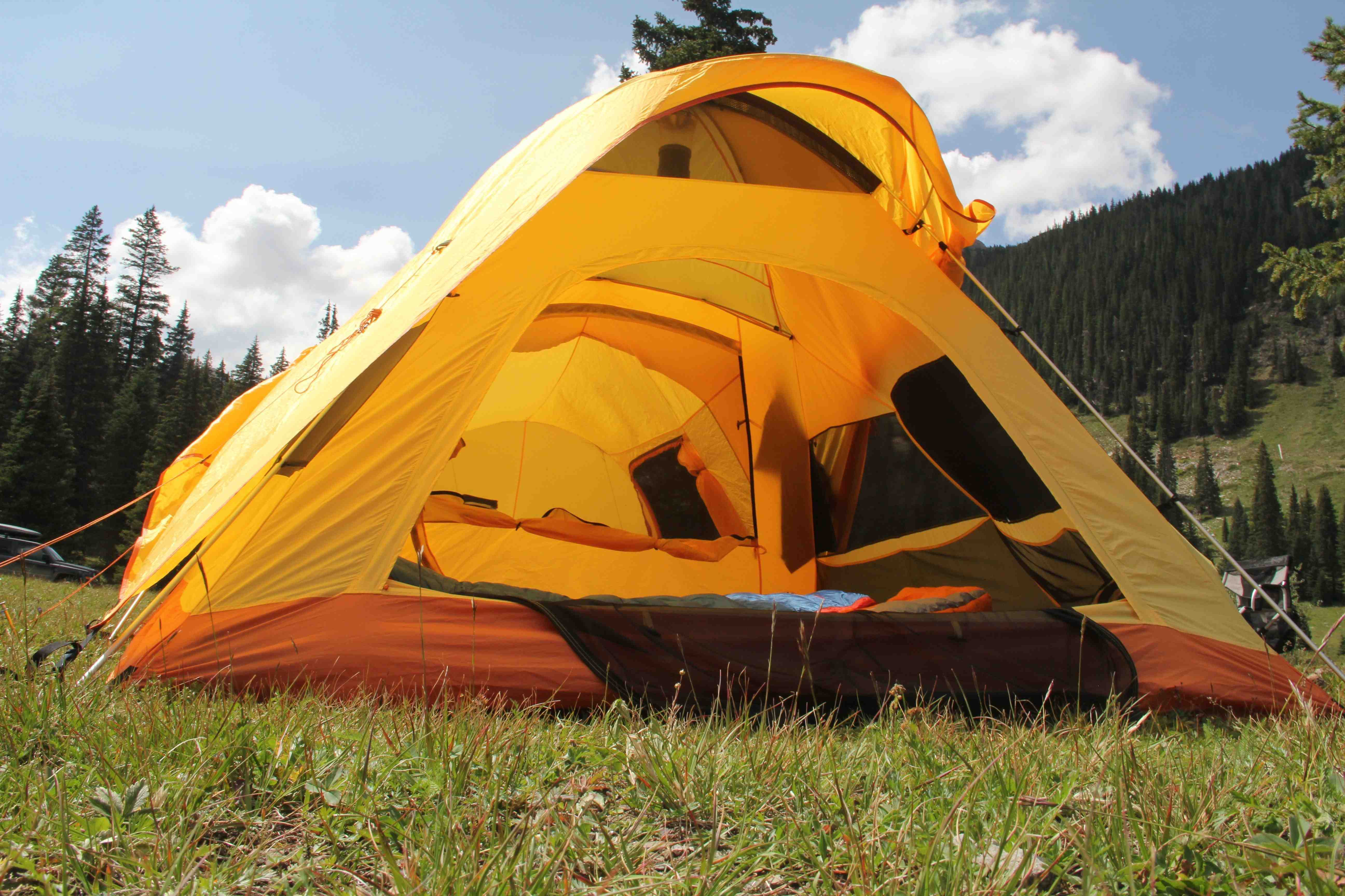 Shelter from the Storm: How to Select a Ground Tent