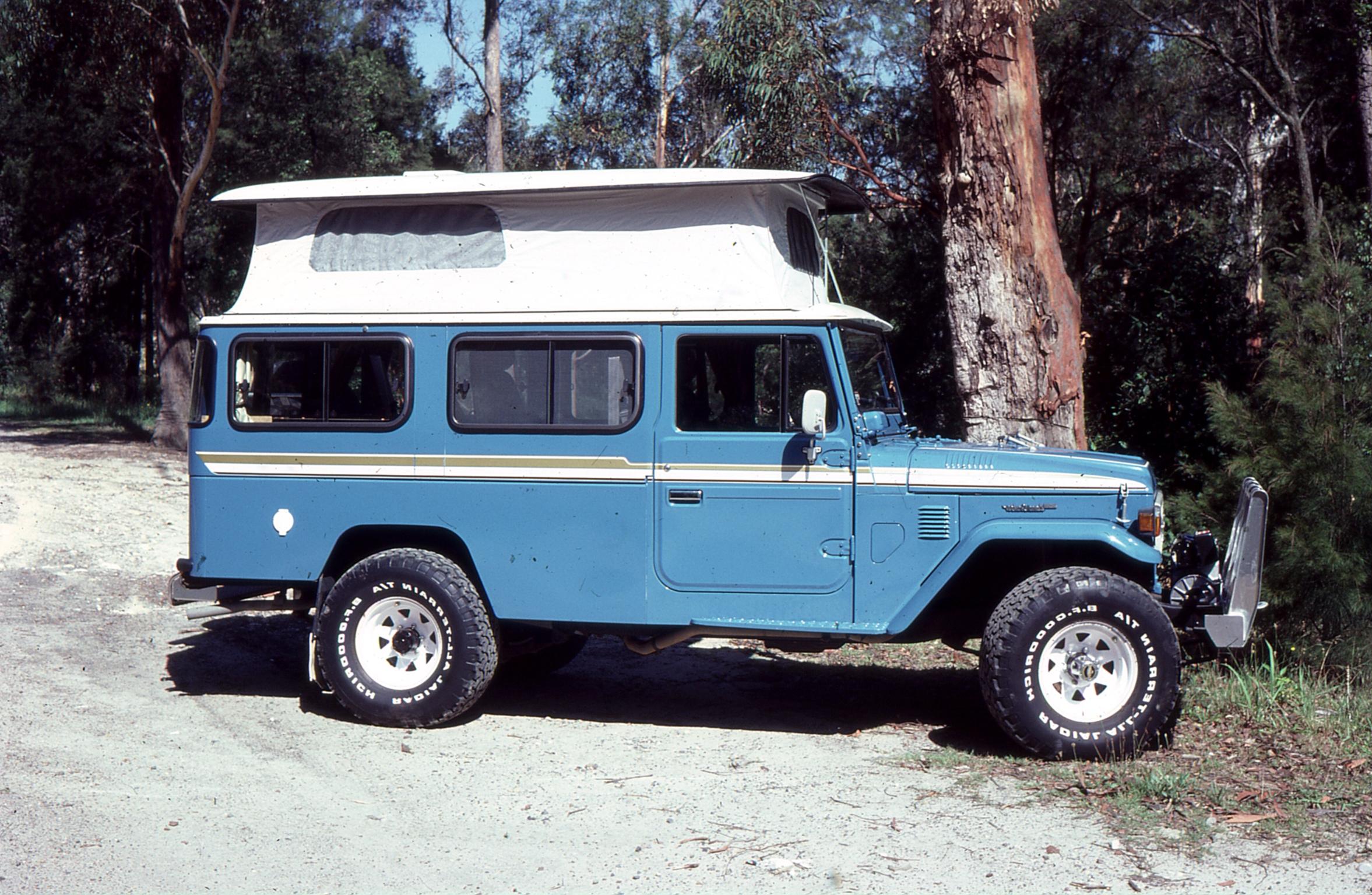 Late 1979 Trakka Landcruiser