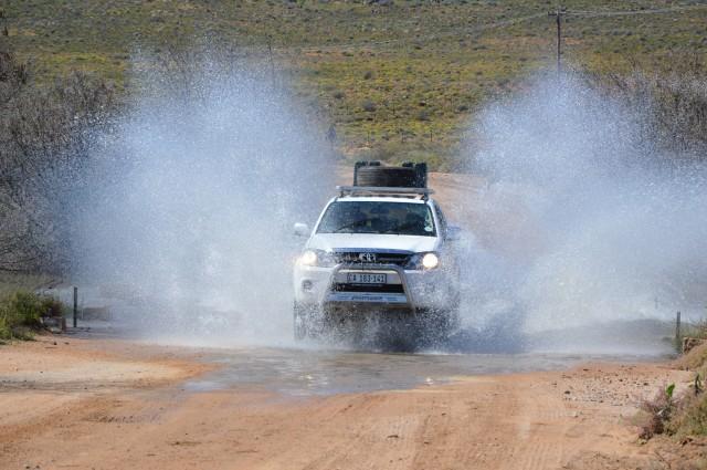 Six en Piste - Splash Namaqualand