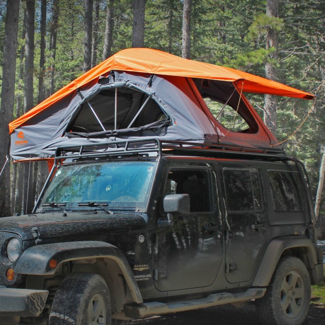 Buyer's Guide: Soft-Shell Roof Top Tents - Expedition Portal