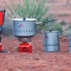 American Overlander: MSR Reactor and Windburner Stove Systems