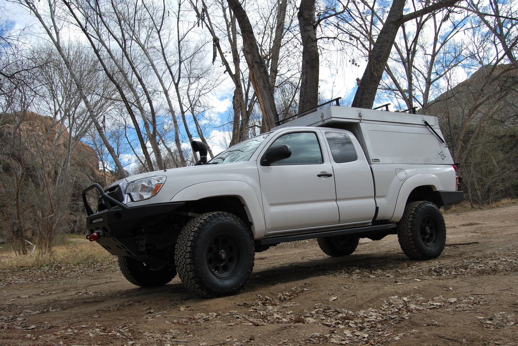 News: AT Overland announces new Tacoma Habitat ...