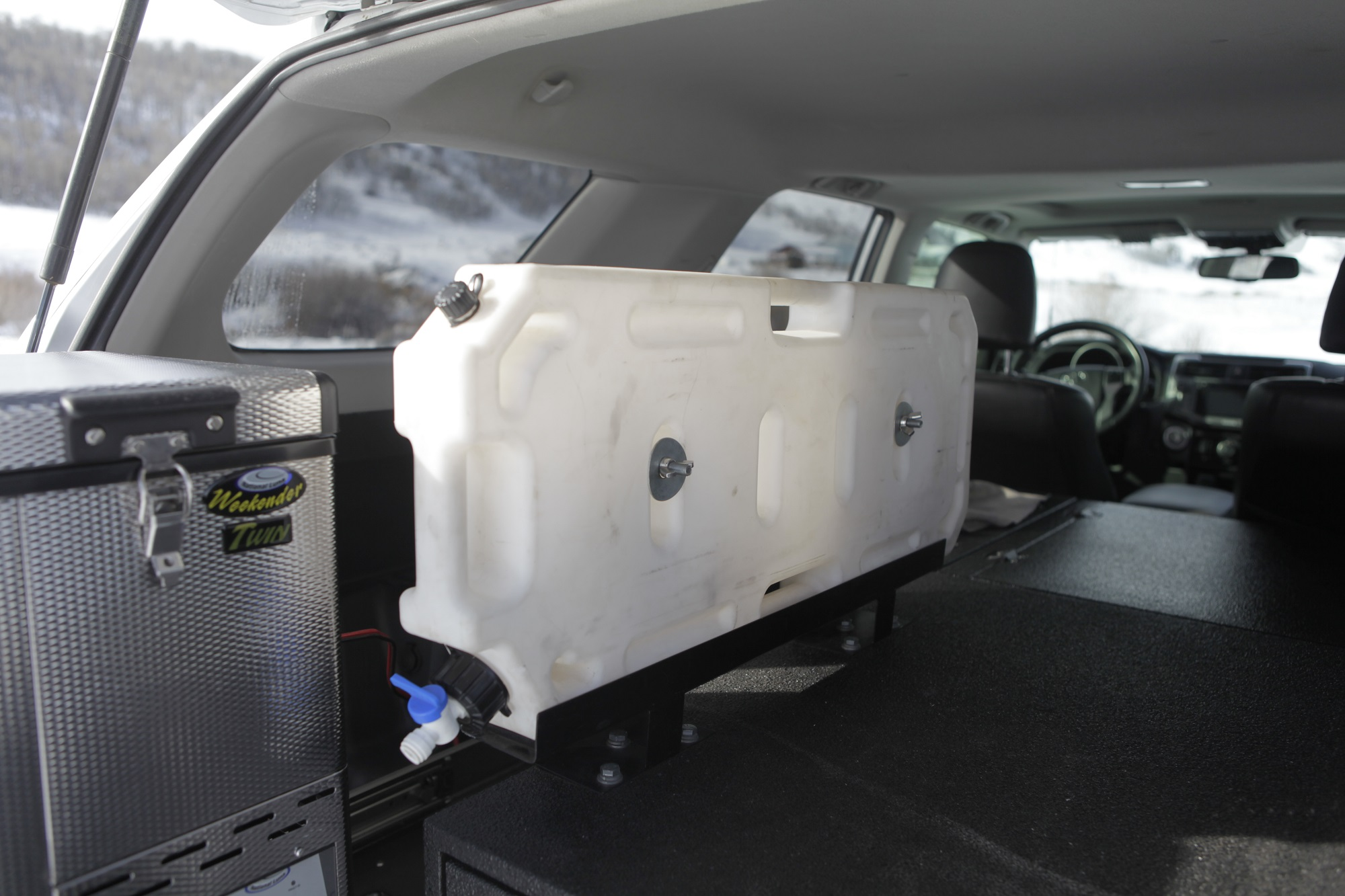 La Aduana Equipt rsquo s 2013 Toyota 4Runner ndash Expedition Portal