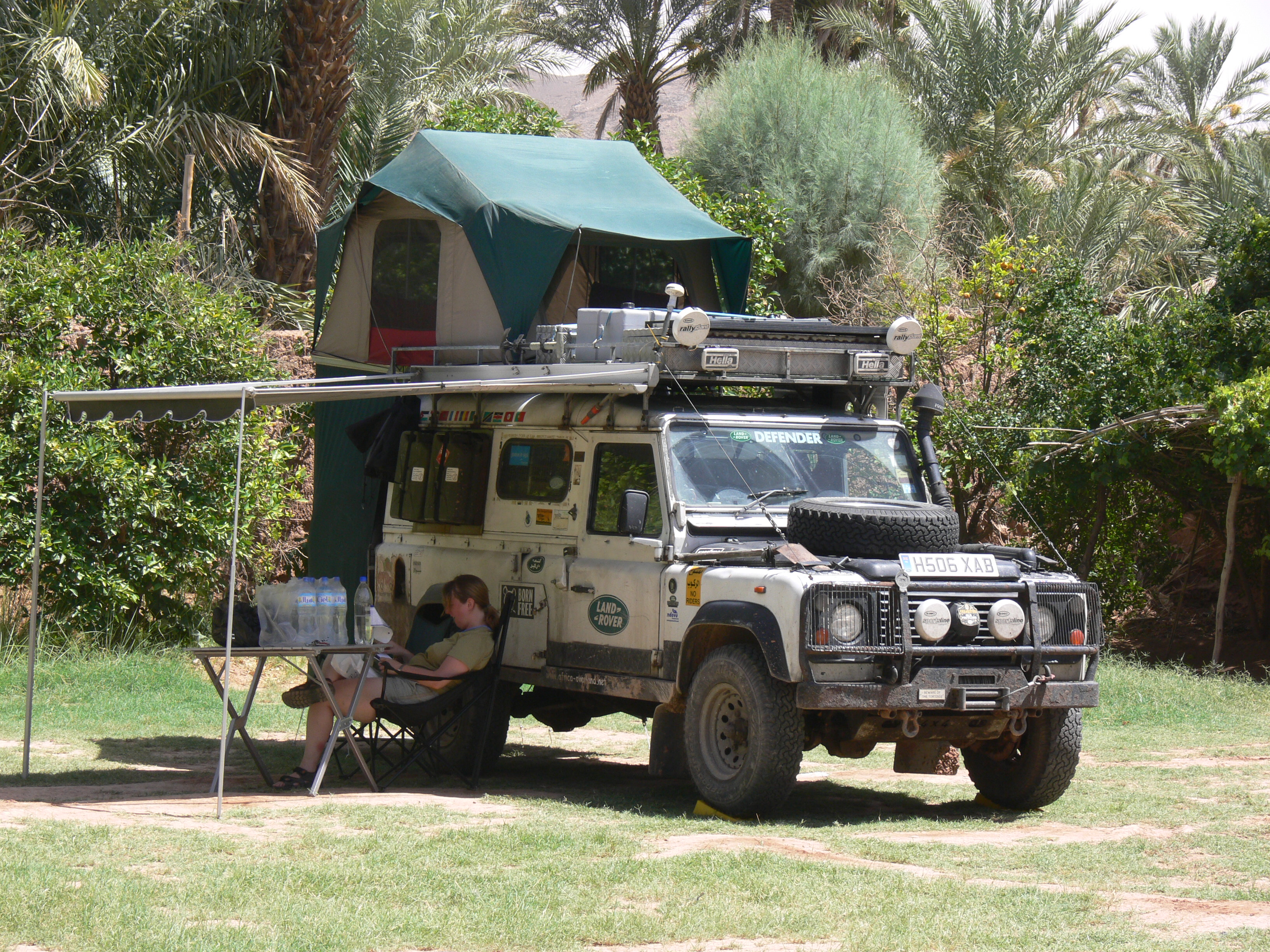 Overland Expo West >> The Last Land Rover Defender – Expedition Portal