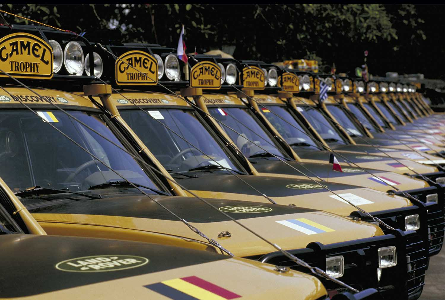 Return to Camel Trophy 021