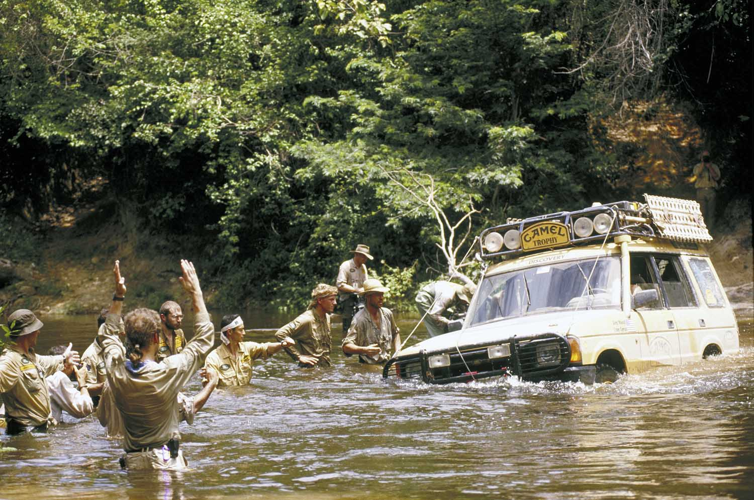 Return To Camel Trophy Expedition Portal