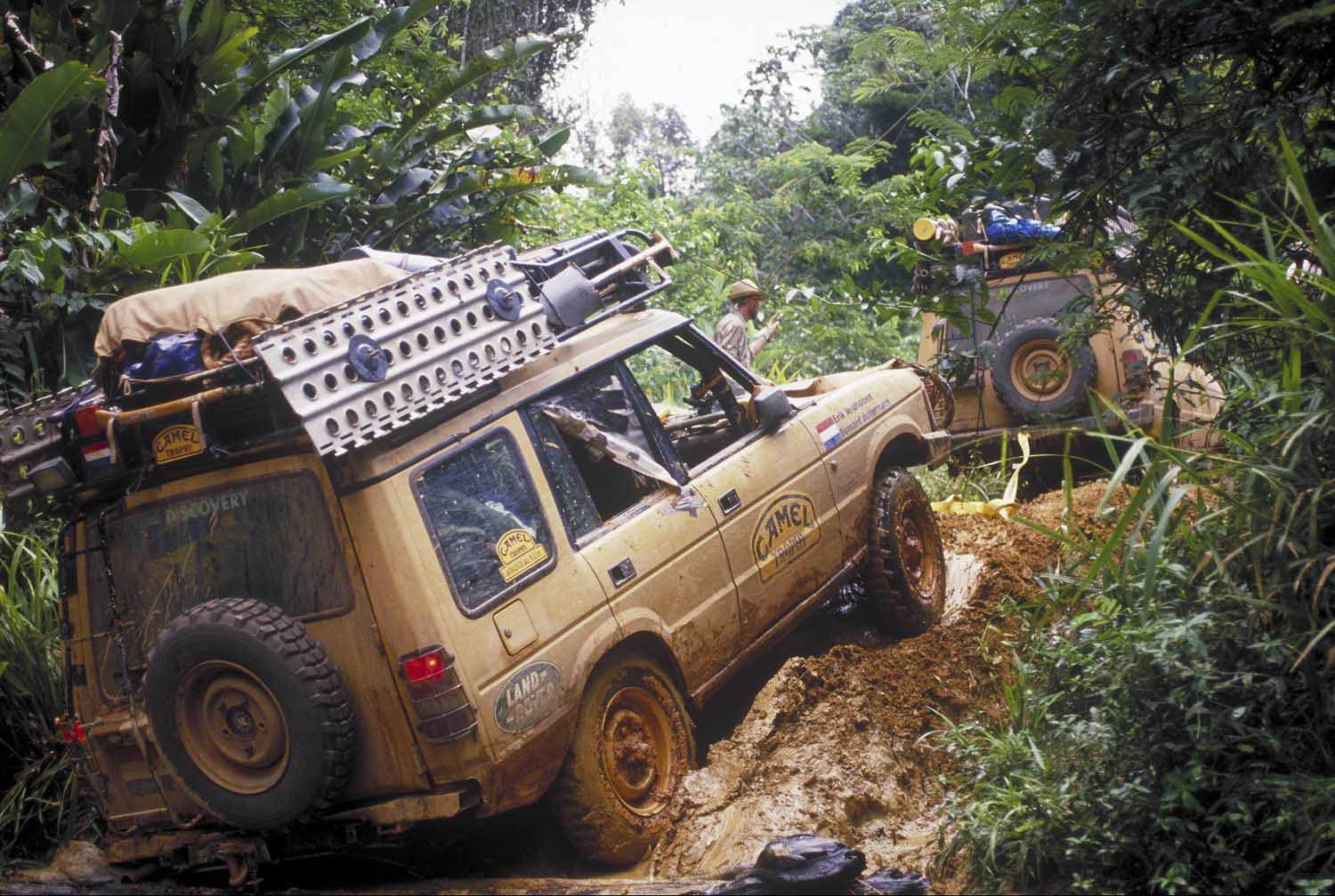 Return to Camel Trophy 027