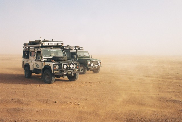 what else can life offer, the Sahara