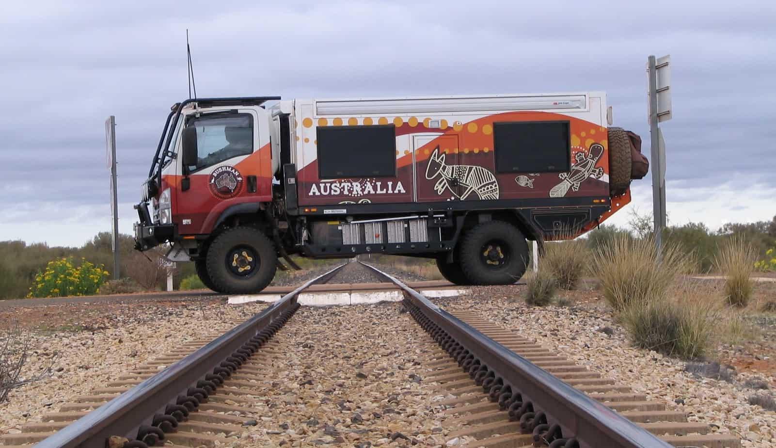 Featured Vehicle: The Aussie Bushman