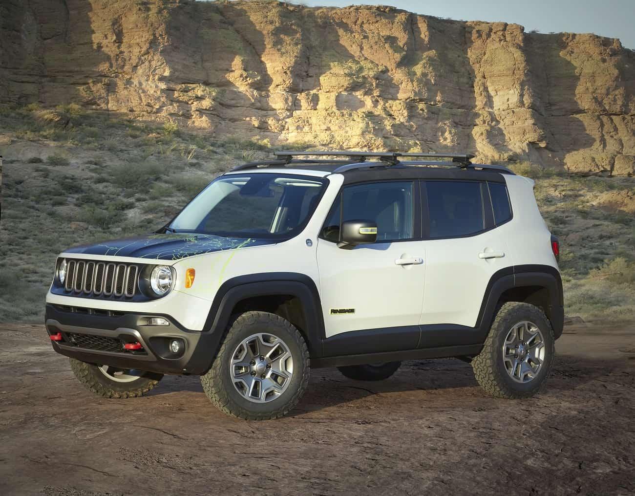 Jeep® Renegade Commander Concept