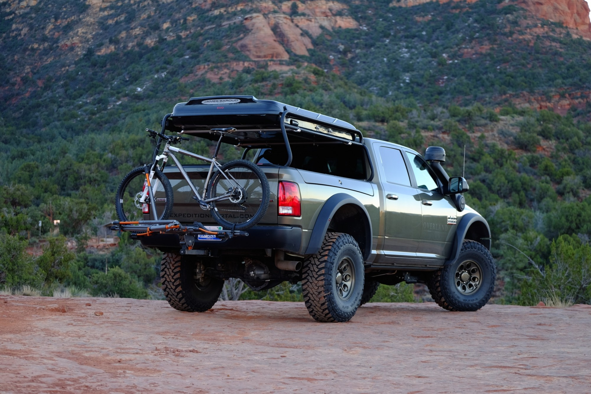 Featured Vehicle: American Expedition Vehicles Ram Prospector – Expedition Portal