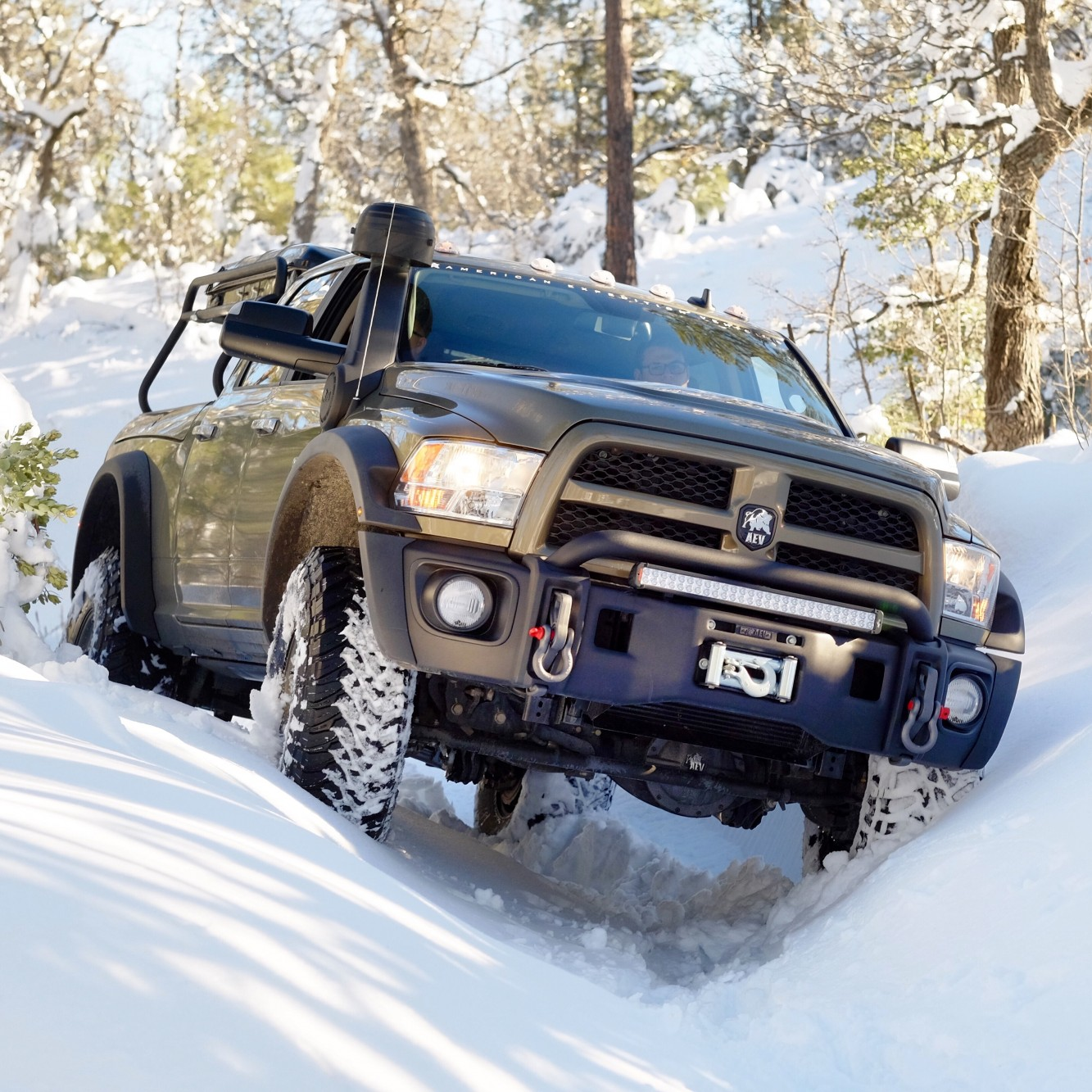 All Star Dodge >> Featured Vehicle: American Expedition Vehicles Ram Prospector – Expedition Portal