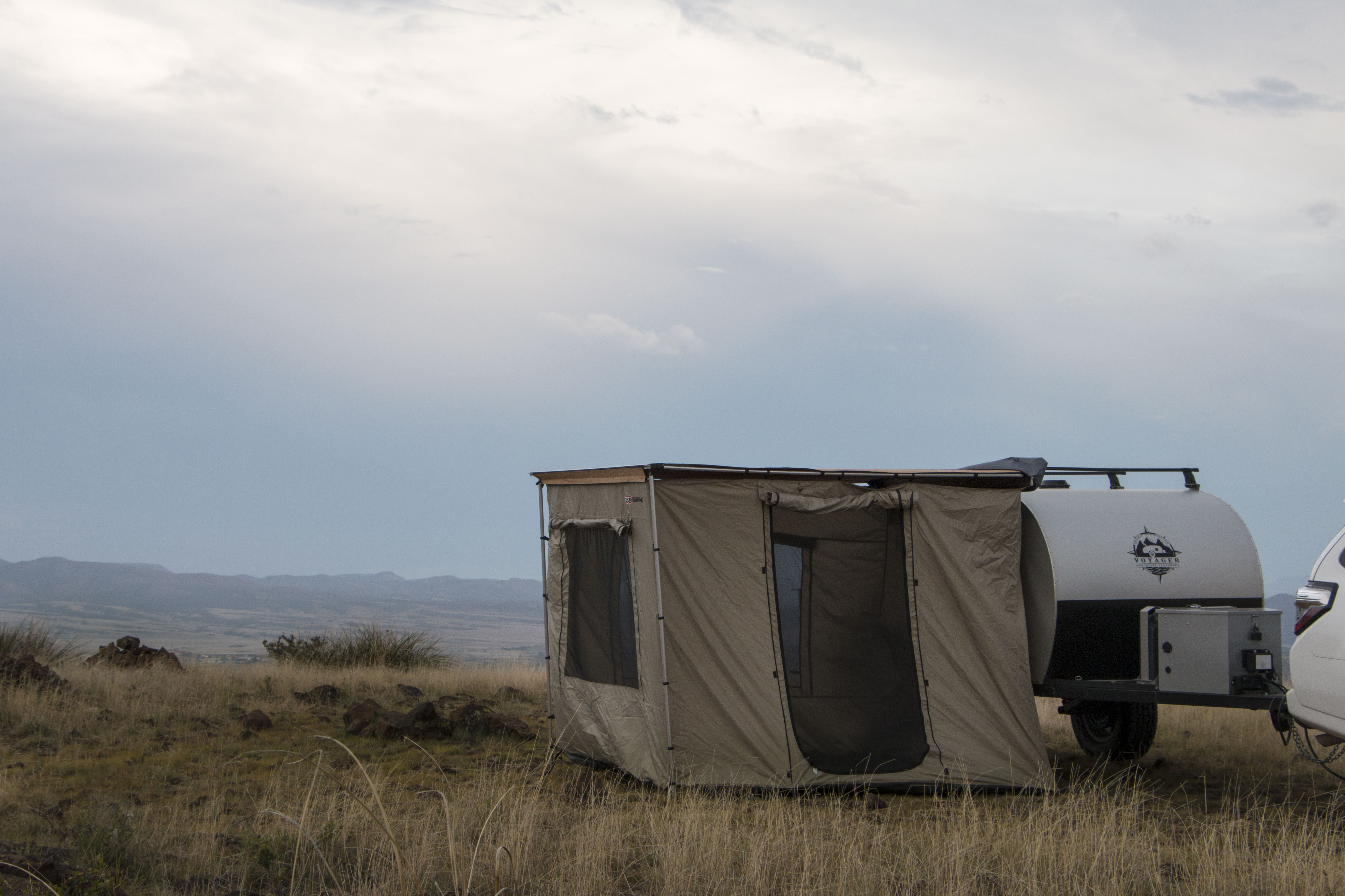 Home On The Road Life In The So Cal Teardrop Expedition