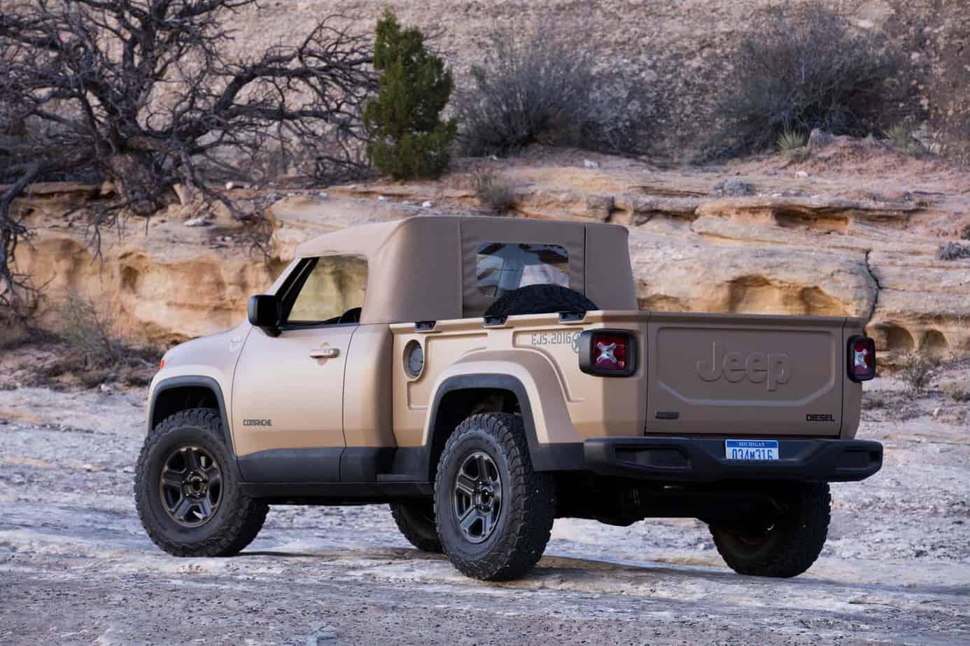 Jeep Comanche 009