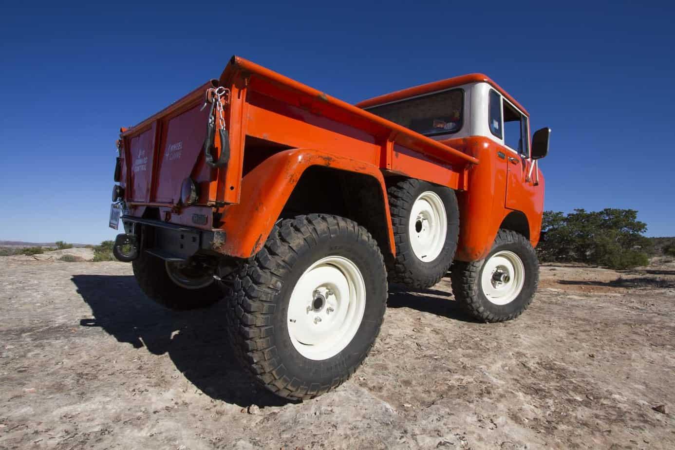 Jeep FC 150 007