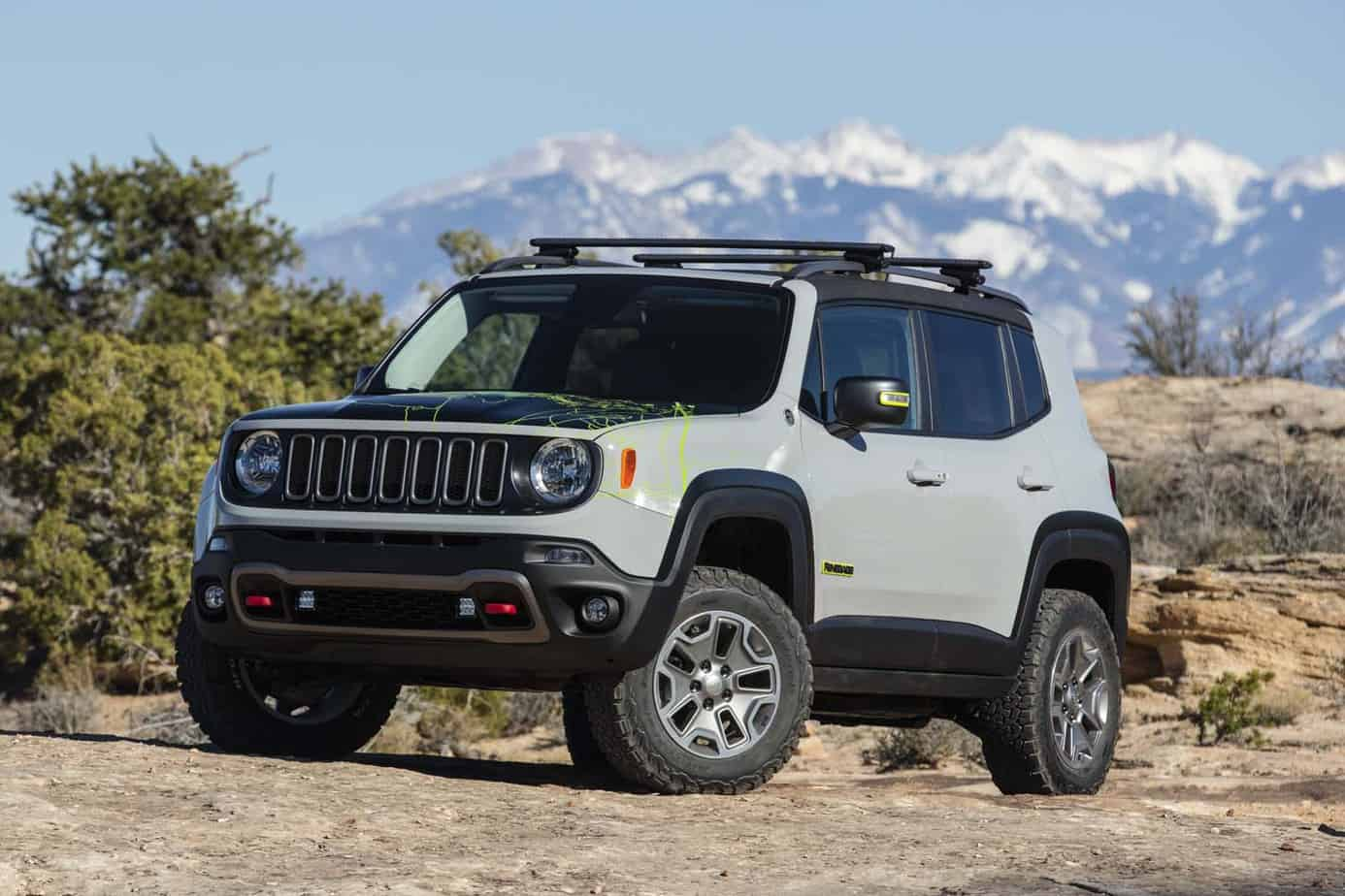 Jeeps new concept vehicles hit the trail – Expedition Portal
