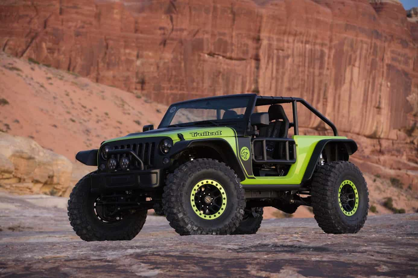 Raised Jeep Wrangler >> Jeeps new concept vehicles hit the trail – Expedition Portal