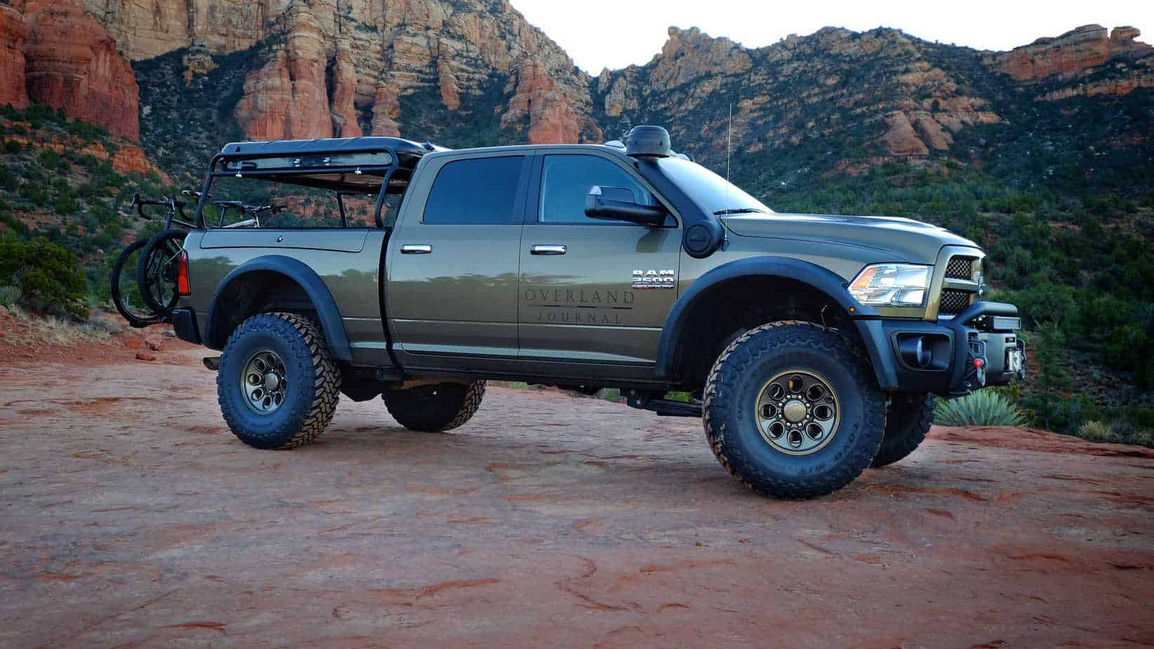 Featured Vehicle: American Expedition Vehicles Ram ...