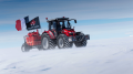 Antartica2: A Girl and Her Tractor