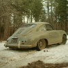 Exploring backroads and finding yourself in a Porsche 356