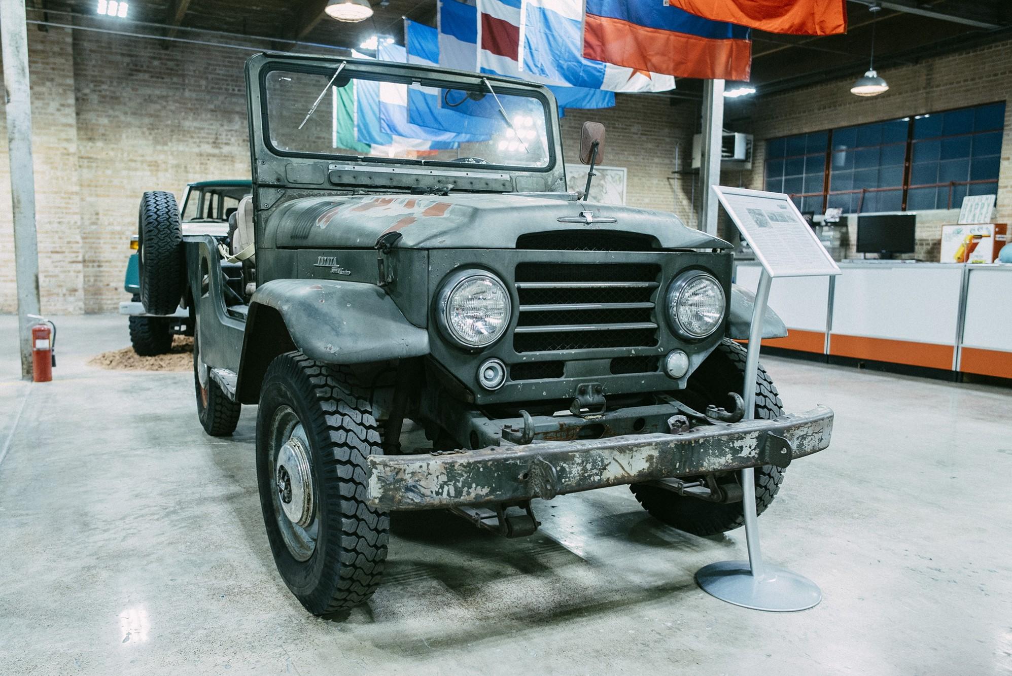1 LC Museum FJ25