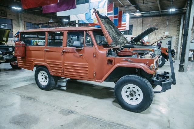 34 LC Museum FJ45LV For Sale