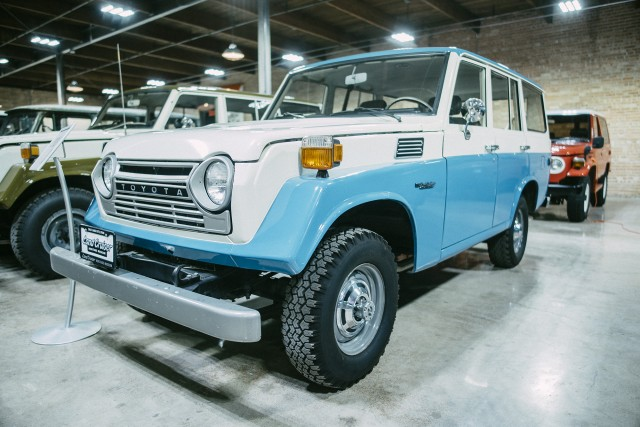 9 LC Museum 1978 FJ55