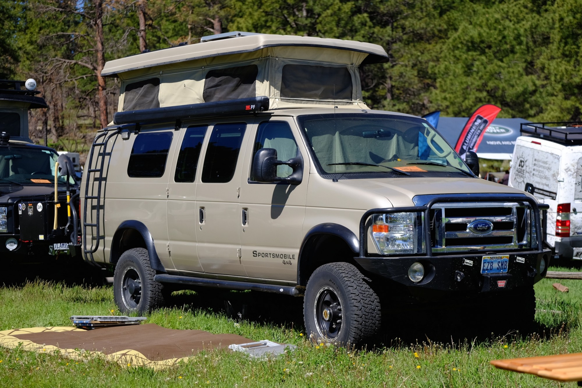 Mercedes Sprinter Van >> Overland Expo West 2016: The Mobile Abodes – Expedition Portal