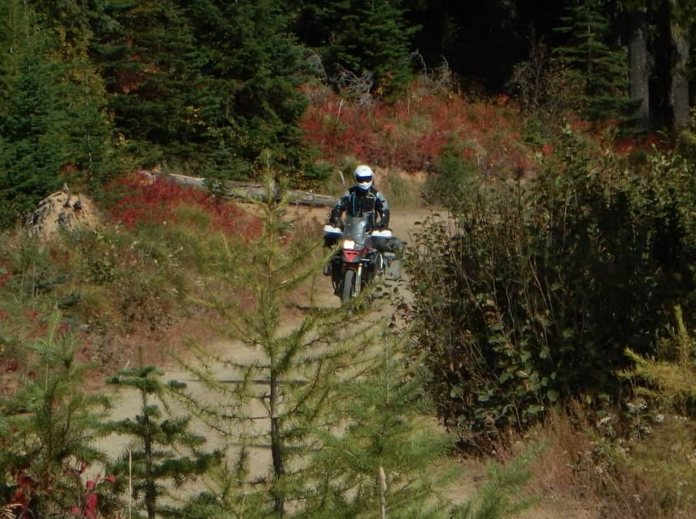 Dave riding in Idaho_PG_Heather Lea