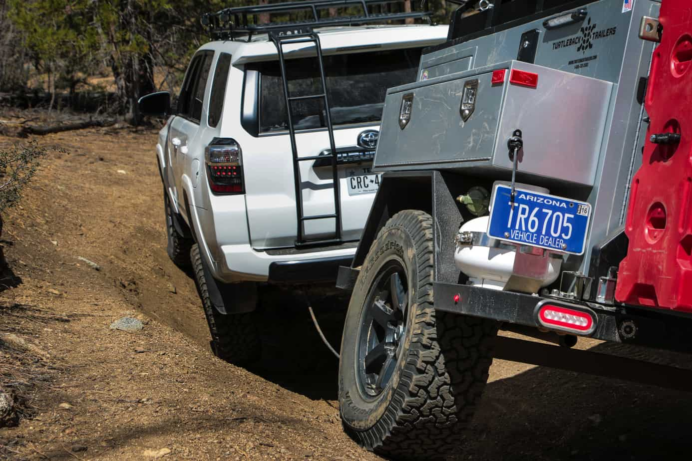 Turtleback Trailers A Comprehensive Review Expedition Portal Trailer Wiring Diagram Western Australia Fortunately Its Low Stance And Reduced Weight Rating Improved The Ride When Compared To Every Other Torsion Axle Weve Tested But It Still Limits