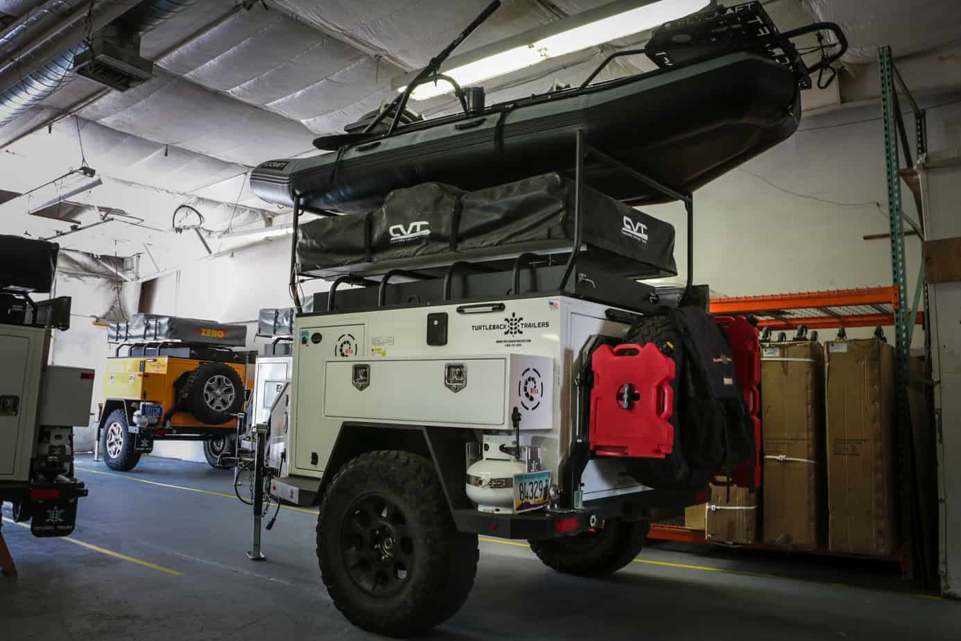 Turtleback Trailers A Comprehensive Review Expedition