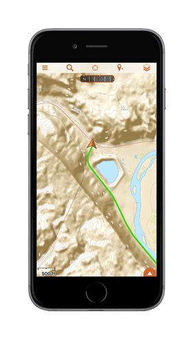 NAVIGATE_track_recording_iphone6