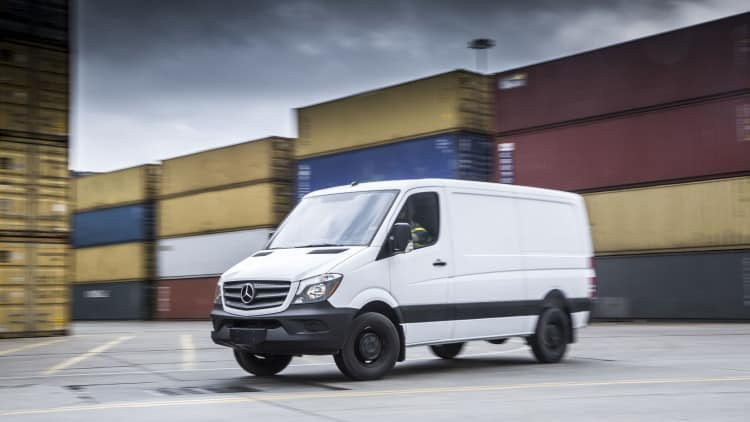 With A Little Creativity And Elbow Grease The New Sprinter Worker Could Be Perfect Overland Project Vehicle
