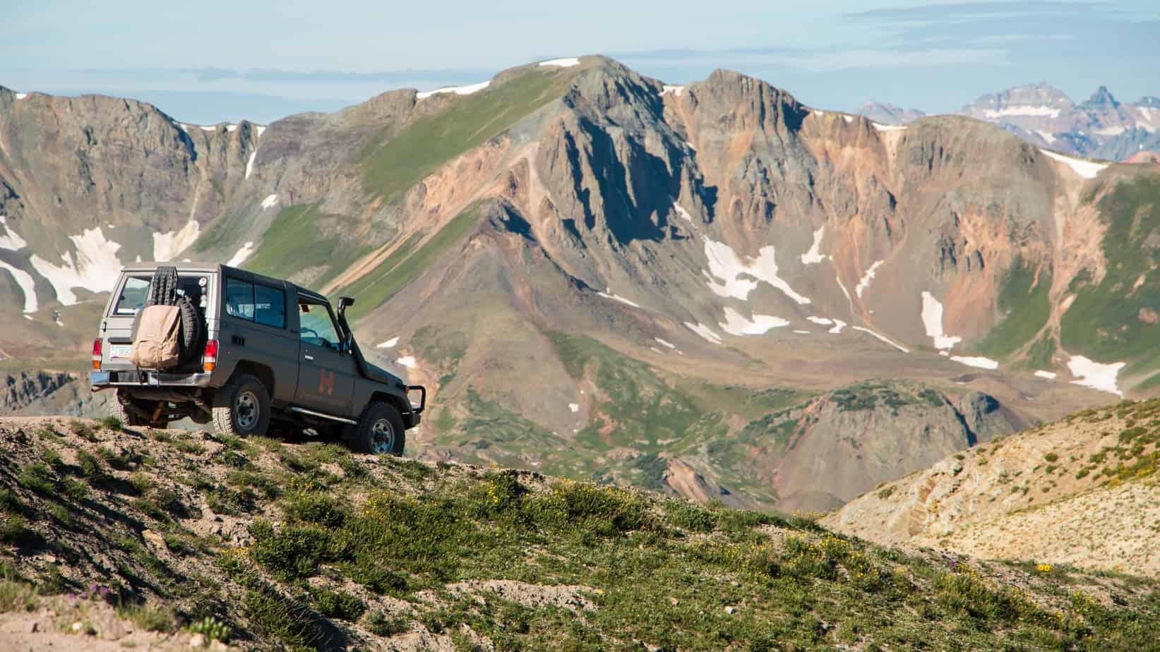 Overland Routes: Alpine Loop
