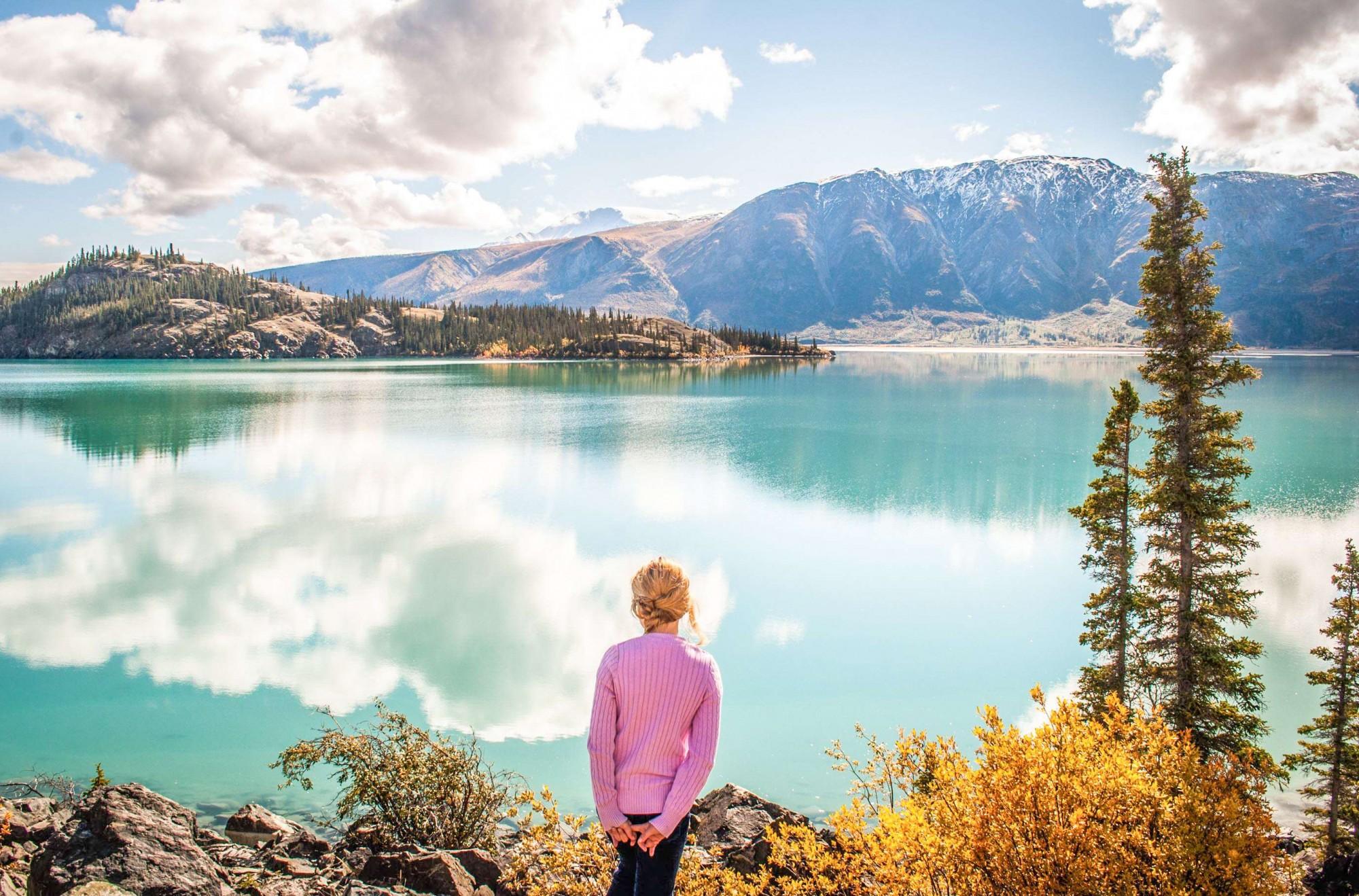 Jessica, Alaska 2015
