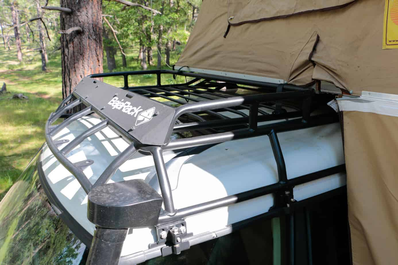 Field Tested Baja Rack Expedition Roof Rack Expedition