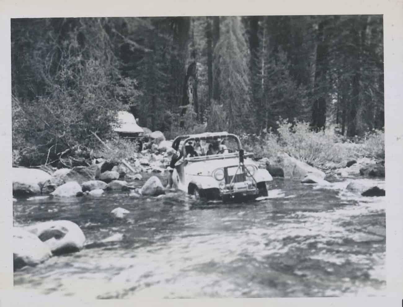 Sierra Trek - Vintage Images 002