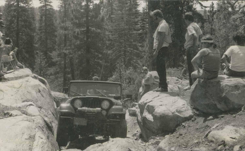 Sierra Trek - Vintage Images 003