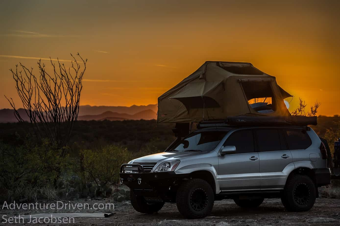 For Sale Lexy The Gx470 Expedition Portal