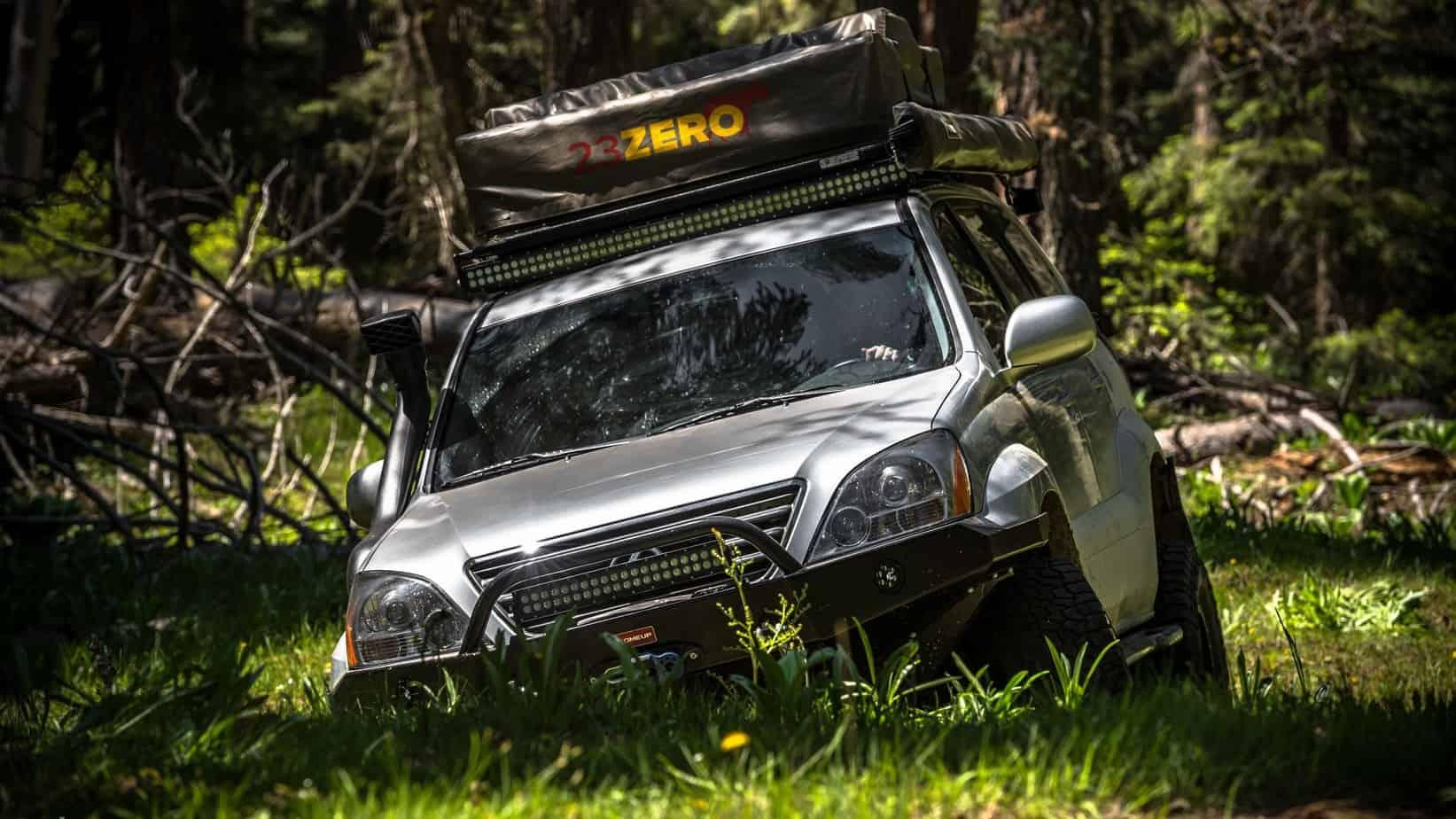 Adventure Driven Lexy green grass-1