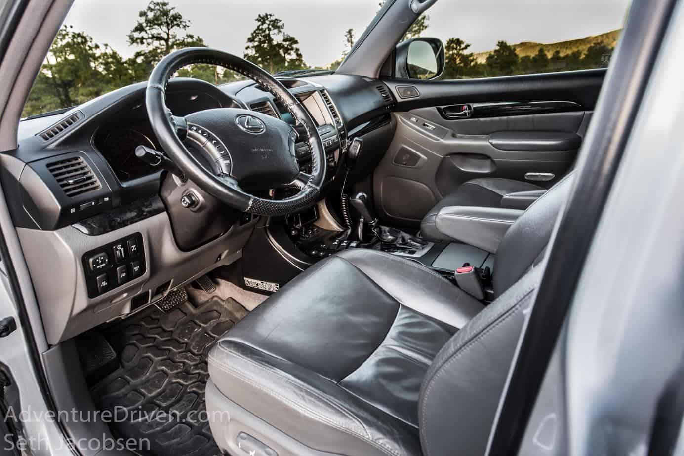 Adventure Driven driver seat -1 (Copy)