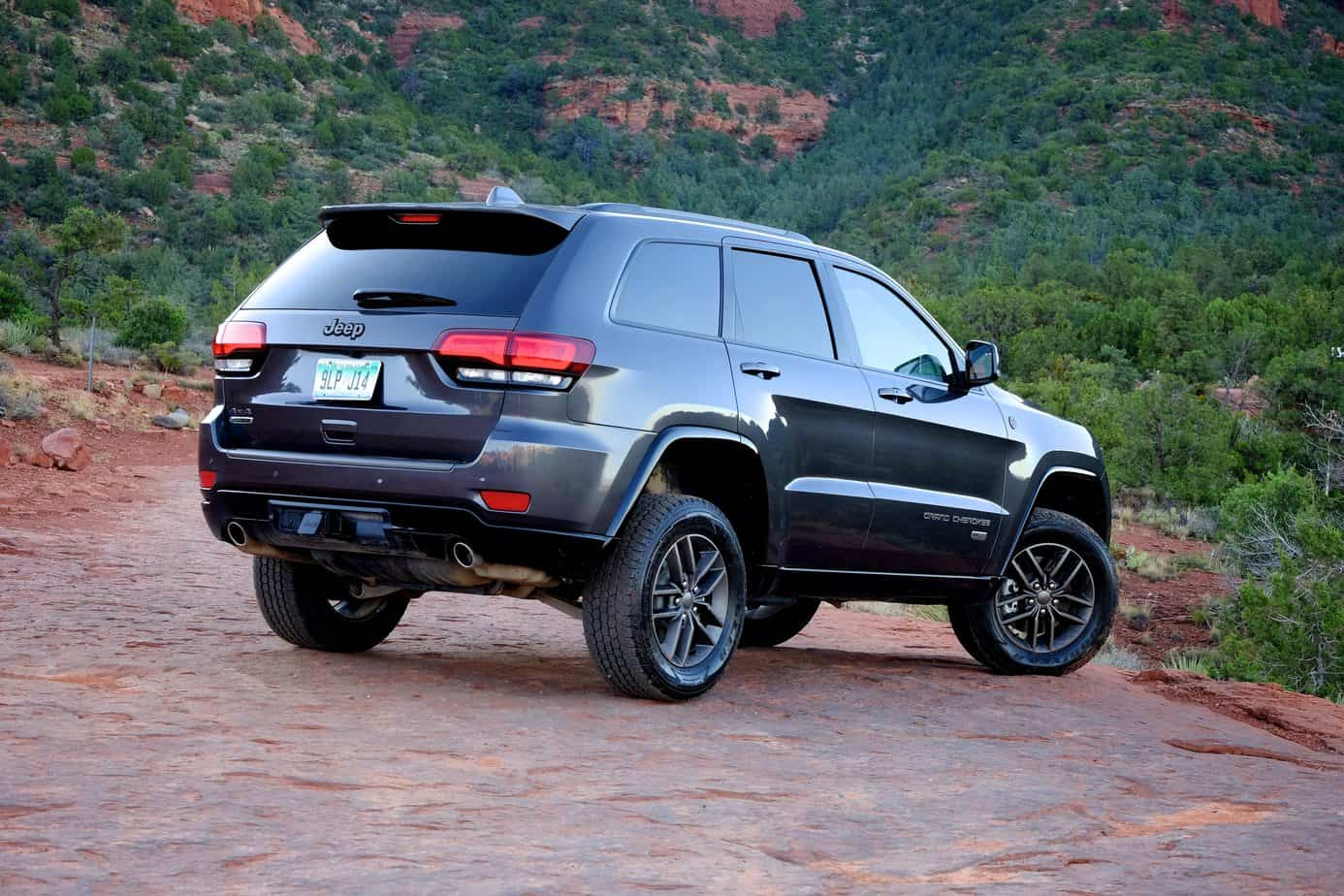 Road and Trail Tested: 75th Anniversary Jeep Grand Cherokee