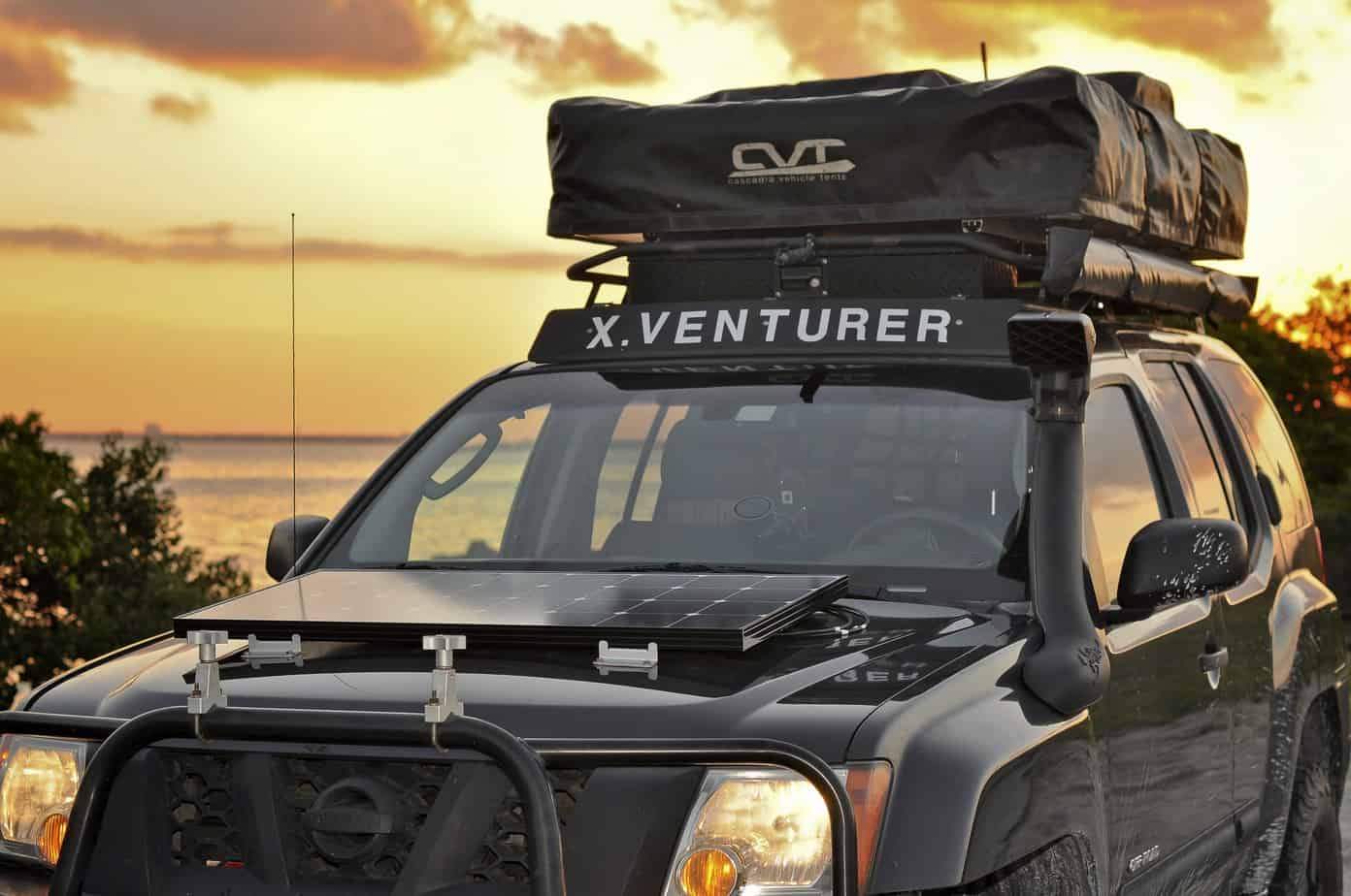 Featured Vehicle 2005 Nissan Xterra Expedition Portal