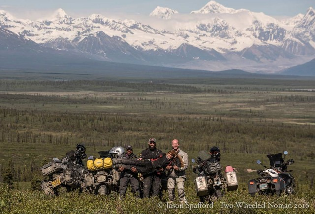 Denali Hwy, Top of the World Hwy, Manley 7
